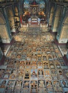 jesuit malta church floor