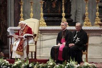 pope.knight of malta