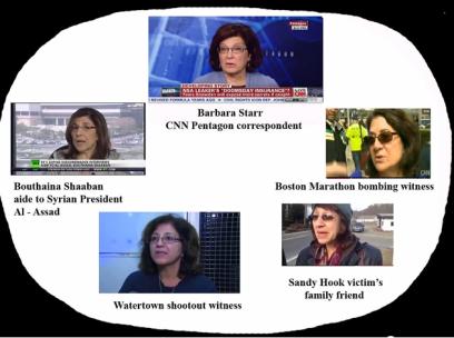 crisis actors.