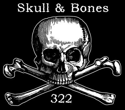 Image result for skull & bones logo