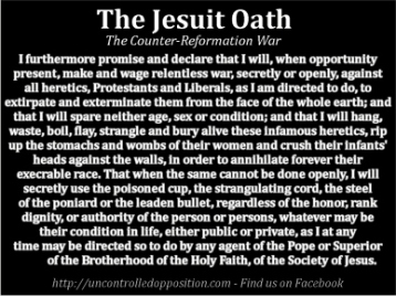 jesuit vow